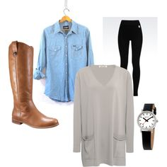"""""""Casual yet Preppy"""" by alicem135 on Polyvore"""