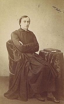 Lucien Louis Joseph Napoleon Cardinal Bonaparte, 4th Prince of Canino and Musignano (15 November 1828 – 19 November 1895), was a French cardinal. He was born in Rome, the son of Charles Lucien Bonaparte and his wife Zénaïde Bonaparte.