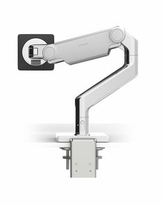 M8.1: Adjustable Dual Monitor Arm | Humanscale