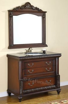 Vanity cabinet set #icafurniture