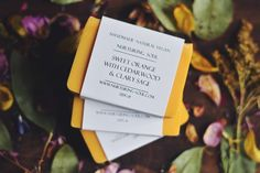 Natural and nourishing handcrafted vegan soap using the traditional cold process method. We use only the finest, purest skin loving plant based botanicals to bring you a gentle and cleansing bar of soap with a luxurious lather.This bar is sure to brighten up your bathroom with its joyful bright orange tone which we've created naturally by infusing annatto seeds in our base oils for several weeks. It's soothing and moisturising with a sweet, musky and foresty aroma, a gre...