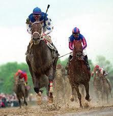 Smarty Jones, 2004 Kentucky Derby winner