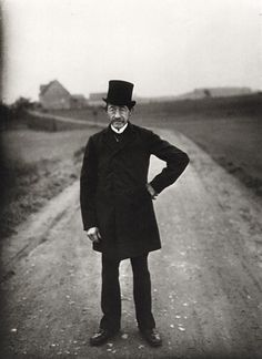 August Sander Farmer on his way to Church [People of the 20th Century: Portraits of German Citizens 1910-1940] 1925-1926