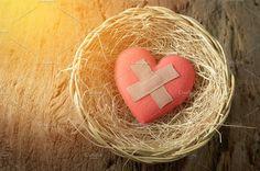 wounded heart in basket by WindWalker on @creativemarket