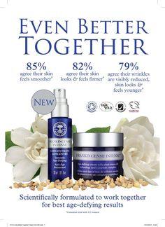 Clinically proven results. Organic works! shop here: https://us.nyrorganic.com/shop/lorensheaanderson