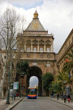 Porta Nuova, Palermo Sicily