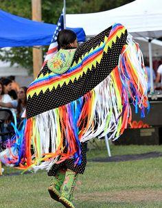 Pow Wow Celebration by Native American Regalia, Native American Beauty, American Indian Art, Native American History, American Pride, American Crafts, Fancy Shawl Regalia, Jingle Dress, Powwow Regalia