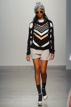 Karen Walker Fall 2013 RTW Collection - Fashion on TheCut