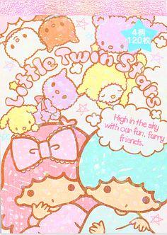 Little Twin stars☆