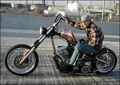 Jesse James West Coast Choppers