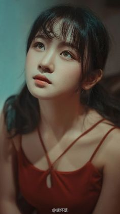 Beautiful Girl like Fashition Aesthetic People, Aesthetic Girl, Foto Pose, Portrait Inspiration, Female Portrait, Beautiful Asian Girls, Ulzzang Girl, Woman Face, Pretty Face