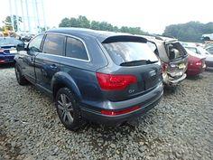 Dezmembrari Audi Q7 Facelift   Dezmembrari Auto Bucuresti Audi Q7