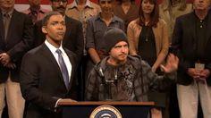 'SNL': Aaron Paul Makes Surprise Appearance as Jesse Pinkman (Video)
