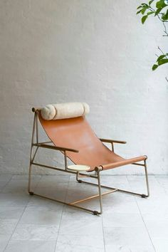 DesignProps | Inspiration  | Deck chair - BDDW