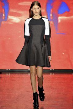 Sfilata DKNY New York - Collezioni Autunno Inverno 2013-14 - Vogue