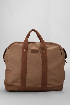 OBEY Noreaster Field Duffle Bag - Urban Outfitters