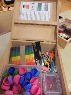 Unifix Cubes For Preschool Math - koradi Montessori Math, Preschool Math, Math Numbers, Cycle 3, Math For Kids, Teaching, Activities, Free, Blog