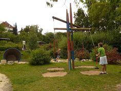 Hastings School Playground Design: Award winning German playground