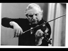 Tibor Varga Johannes Brahms - String Sextet in G Major, Op. 36 (Live Re. Best Violinist, Bow String, Violin Bow, Electric Violin, G Major, French Horn, Folk Music, Master Class, Music Instruments