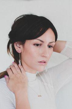 Hey, j'ai trouvé ce super article sur Etsy, chez https://www.etsy.com/fr/listing/183045122/pull-through-gold-quartz-earrings
