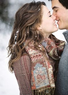 5 Tips for Amazing Winter Engagement Photos