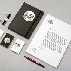 Graphic design for L'Assiette Steak Frites. #letterfour #development #design #graphicdesign #letterhead #business #stationary #interiordesign #exteriordesign #lassiette #steak #frites   ||  For quotes call: 323.275.1140, email: info[at]letterfour.com, or visit: bit.ly/lttrfour