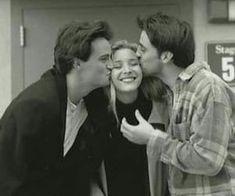Friends Behind The Scenes, Friends Scenes, Friends Moments, Serie Friends, Friends Cast, Friends Show, Joey And Phoebe, Friends Phoebe, Ross Geller