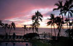 Mauna Kea Resort, Big Island, Hawaii