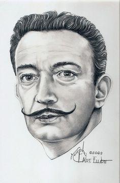 Salvador Dali-Murphy Elliott
