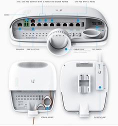 Simplify your installations save time and money with Ubiiquiti Edgepoint Wisp Avaiable Soon!  sc 1 st  Pinterest : pioneer avh p5900dvd wiring diagram - yogabreezes.com