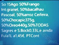 Antevisão Promoções PINGO DOCE Especial Fim de semana - 15 agosto - http://parapoupar.com/antevisao-promocoes-pingo-doce-especial-fim-de-semana-15-agosto/
