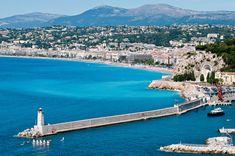 Deal leider abgelaufen - Hotel Choiseul in Doppelzimmer: nur statt Great Places, Places To Go, Nice Cannes, South Of France, Nice France, Hotels, Old Port, The Locals, Amsterdam