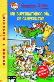 Book of: the superratonic championship day