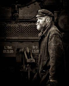 Locomotive driver  © Markus Zimmer