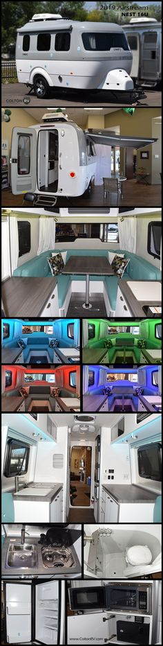 2019 Airstream Nest - Orchard Park - - New Travel Trailer RV for sale in Orchard Park, New York. Class A Motorhomes, Motorhomes For Sale, Trailers For Sale, Grand Design Rv, Airstream Travel Trailers, Fifth Wheel Campers, Tiffin Motorhomes, Keystone Rv, Rv Dealers