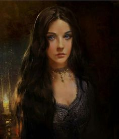 Ashara Dayne by Bella Bergolts
