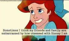 Walt Disney Confession