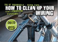 How to Clean Up your Wiring Tech Article