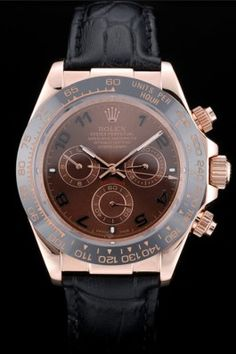 #Rolex #Daytona Black Ceramic Bezel