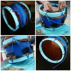 Ateliê Giramundo Music Instruments, Atelier