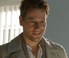 Henry Morgan, that smile, it kills me!