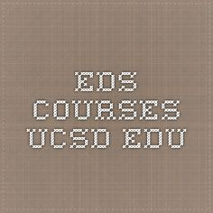 eds-courses.ucsd.edu