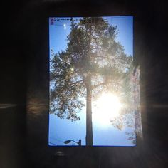 "Picture taken from an iPhone through the viewfinder of an old Pentax camera from between the 70-80s. It makes quite a cool effect. #Pentax #viewfinder #effects #practicaleffects #tree #sun #flare #oldcamera #sky #iphonography #iphone6scamera by noahmp1 Follow ""DIY iPhone 6/ 6S Cases/ Covers/ Sleeves"" board on @cutephonecases http://ift.tt/1OCqEuZ to see more ways to add text add #Photography #Photographer #Photo #Photos #Picture #Pictures #Camera #Only #Pic #Pics to #iPhone6S Case/ Cover…"