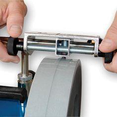 Tormek - Bench Grinder - TT-50 Diamond Truing Device Jig - Wood Workers Workshop