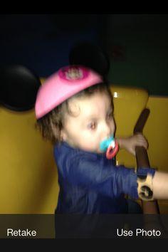 On pooh ride