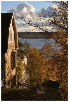 Autumn in Pispala through the eyes of ktanska