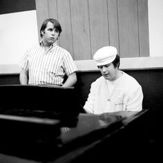 Brian and Carl Wilson