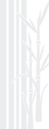 Glasdekor Folie Fensterdekor für Badezimmer Bambus Streifen Pflanzen (105x40cm): Amazon.de: Küche & Haushalt