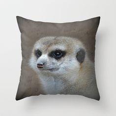 oskar throw pillow by elke balzen kissen mit druck pinterest. Black Bedroom Furniture Sets. Home Design Ideas
