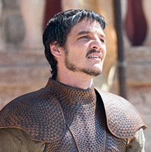 Pedro Pascal  on Oberyn as a Feminist (and touching on women in the GoT universe) interesting @Rachel Krinick